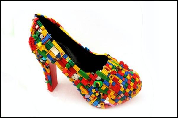 Арт-башмачки LEG-GO Stilettos