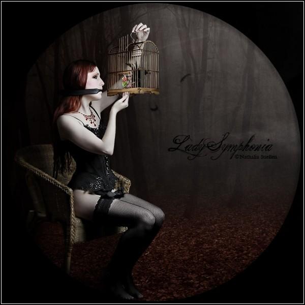 Цифровая готика от Lady Symphonia