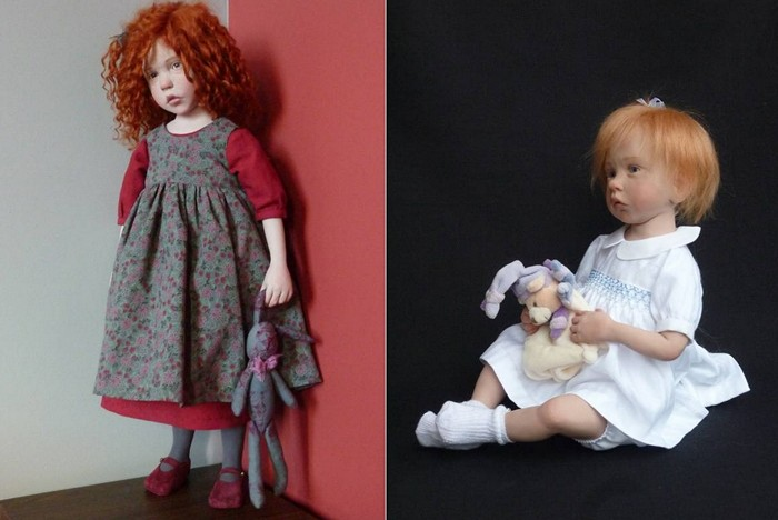 Реалистичные куклы как сделать 505