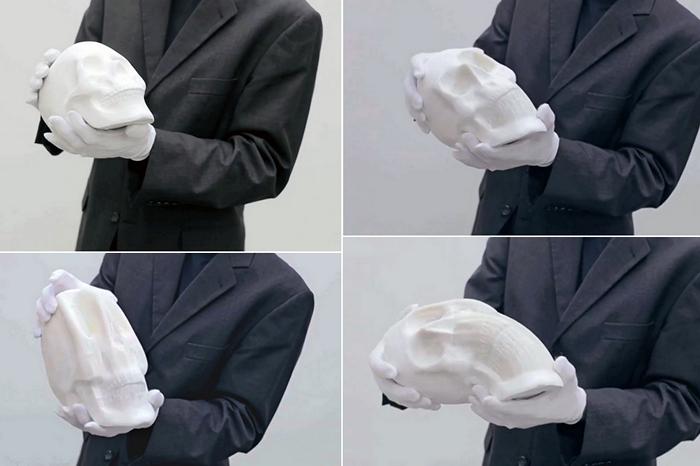Гибкие бумажные скульптуры от Ли Хунбо (Li Hongbo)
