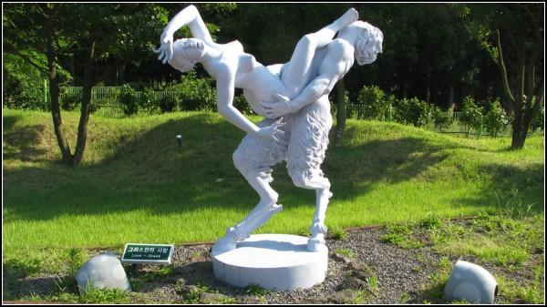 Love Land. Скульптурный парк эротики и секса