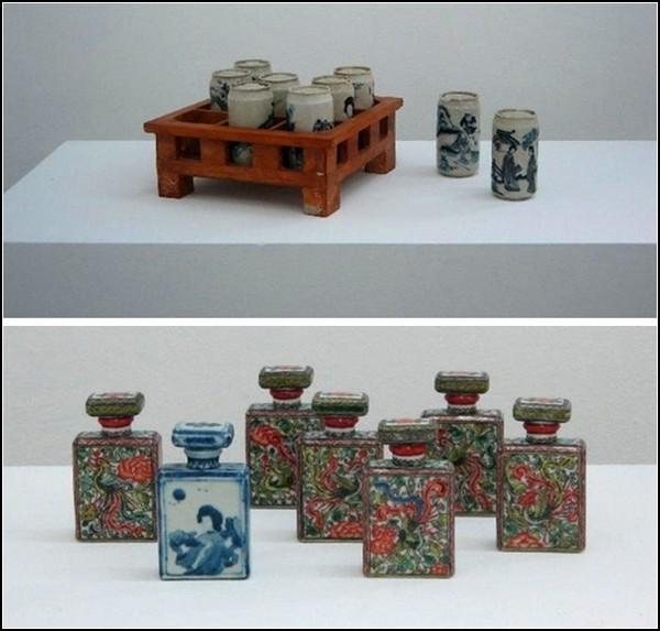 Китай древний и современный. Фарфоровый арт-проект Transforming China