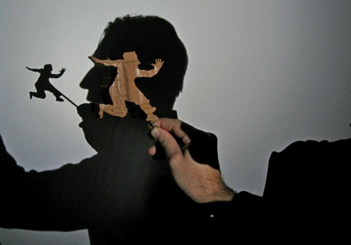 Магические многогранные 3D-скульптуры Дж.В. Мунтяна (J. V. Muntean)