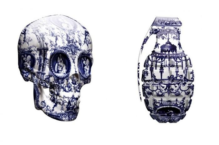 Редизайн оружия и других неприятных вещей в арт-проекте Магнуса Гджоена (Magnus Gjoen)