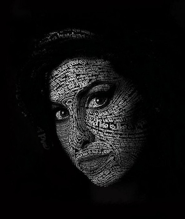 Иллюстрации-портреты из песенных текстов. Картины Майкла МакКейба (Michael McCabe)