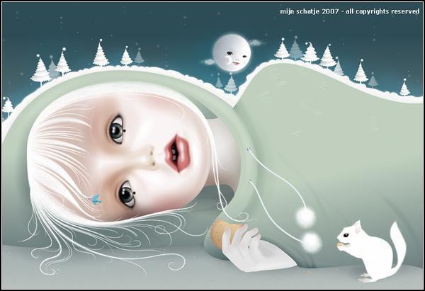 Сюрреалистические куклы от Mijn Schatje