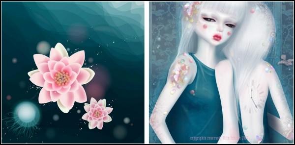 Настоящие водяные феи