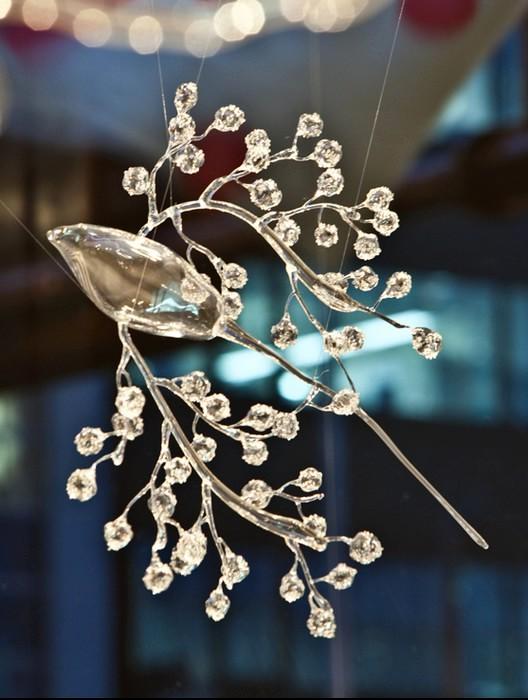 Singing Glass, странные скульптуры Мики Аоки (Mika Aoki)