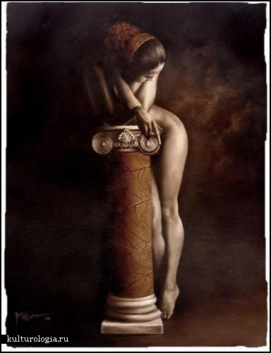 Milton Bernal и его картины из табака