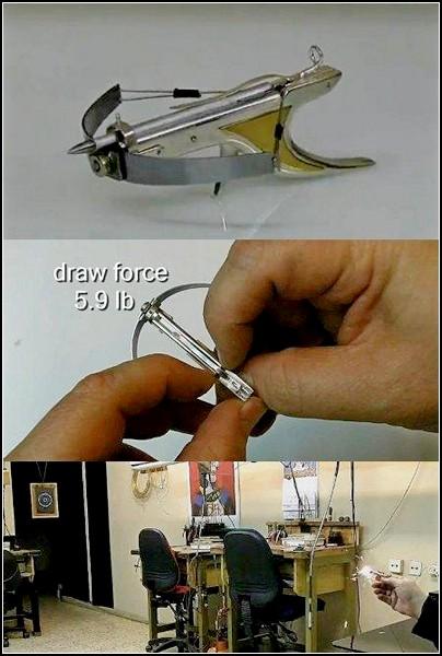 Скульптуры-оружие от Т. Шамир (T. Shamir)