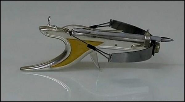 Миниатюрный арбалет от Т. Шамир (T. Shamir)