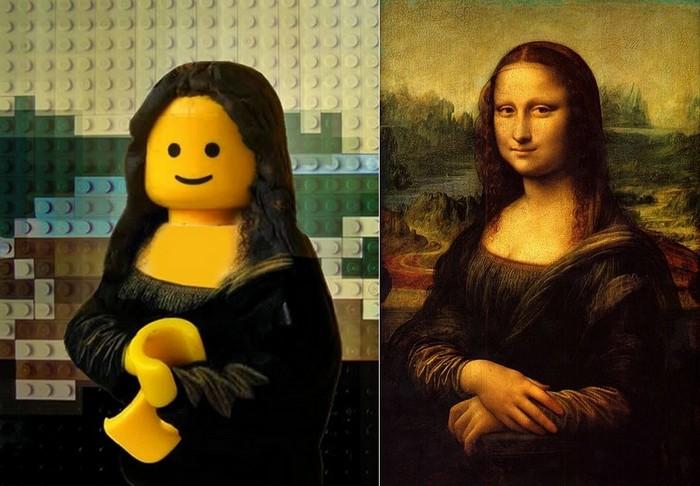Мона Лего, автор проекта - итальянский фотограф Marco Pece