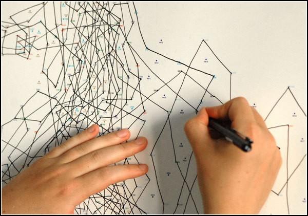 Нарисуй Мону Лизу, только умею считать