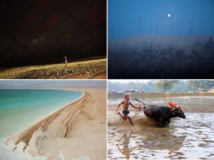 ТОР-фото за 16-22 января от National Geografic