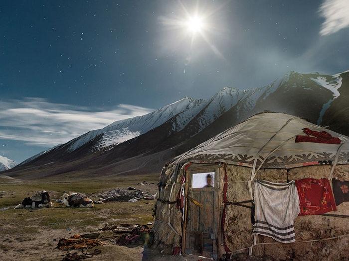 Kyrgyz Yurt, Afghanistan