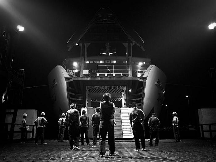 Night Workers, Japan