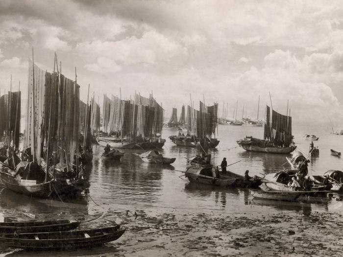 Fishing Boats, Macao