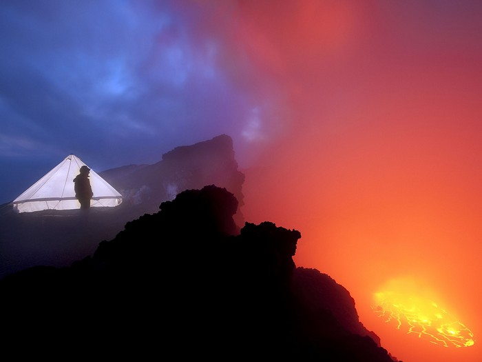 Nyiragongo Volcano Expedition