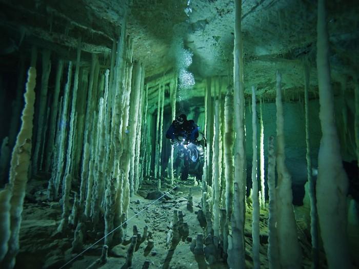 Dan's Cave, Abaco Island