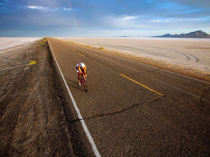 Biking, Utah