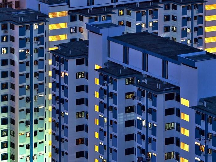 Apartment Buildings, Singapore