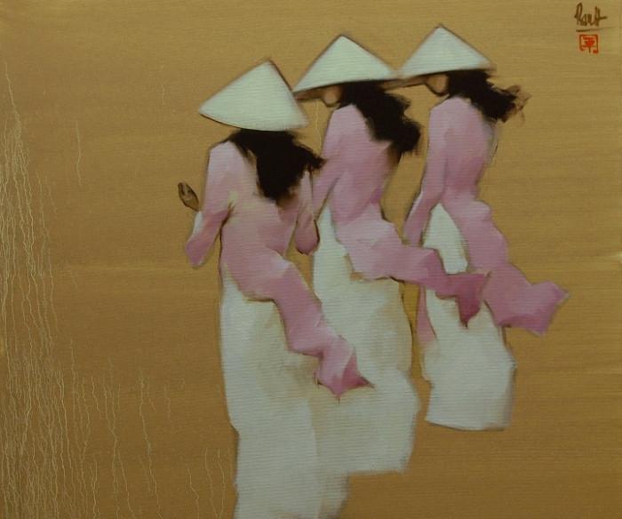 вьетнамская живопись: