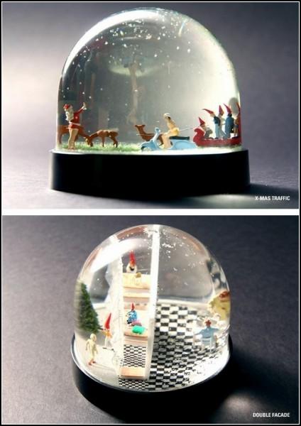 Счастливого рождества с сувенирами от JAJA Architects