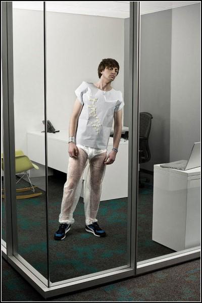 Проект Office Wear - костюмы для офисных работников