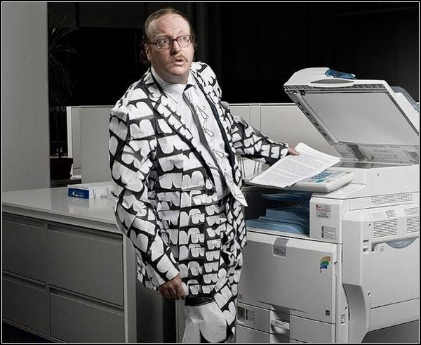 Проект Office Wear - креативный корпоративный дресс-код