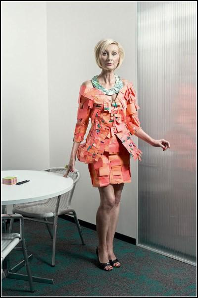 Дизайнерский корпоративный дресс-код от Тэда Сабарезе (Ted Sabarese)