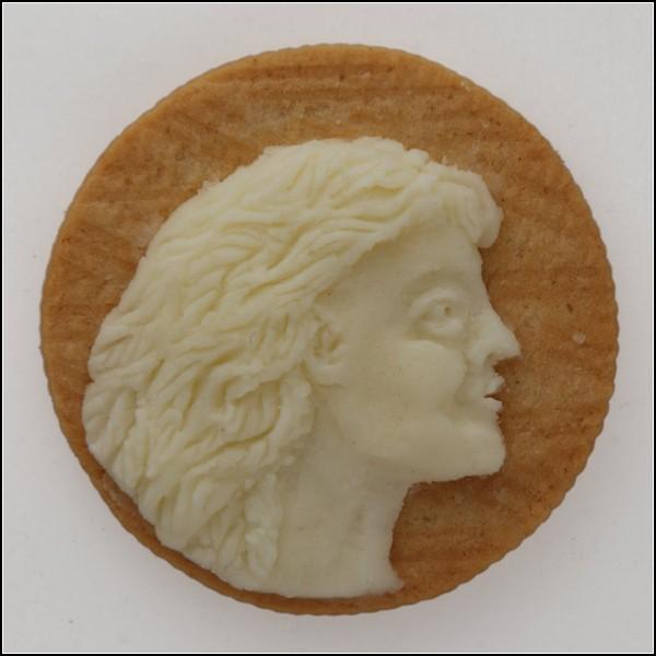 Печенье не для еды, а для творчества. Oreo Cameo из крема