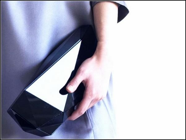 Новая мода на сумочки.  Orishiki, они же сумки-оригами от Наоки Кавамото...