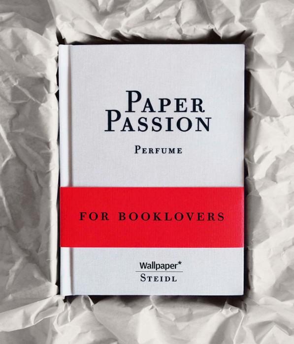 Духи Paper Passion, которые пахнут свежей книгой