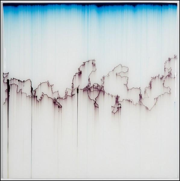 Абстрактные рисунки. Дуэт Шейна МакАдамс (Shane McAdams) и цветных шариковых ручек