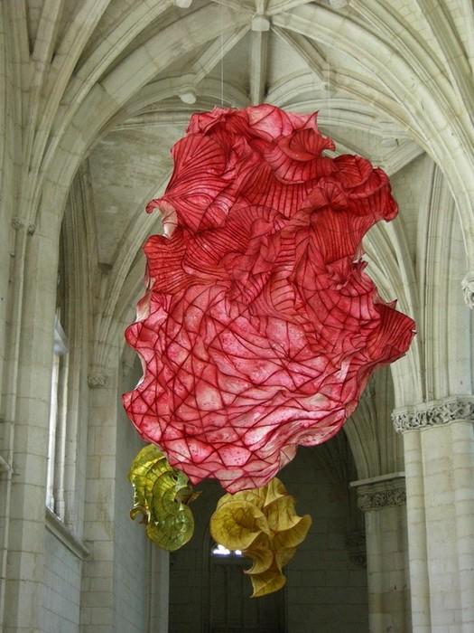 Инсталляции из бумаги от Питера Гентенара (Peter Gentenaar)
