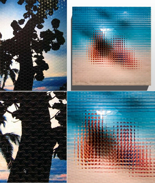 Текстурированные реконструкции фотографий