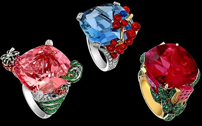 Коктейльные кольца Limelight Cocktail rings