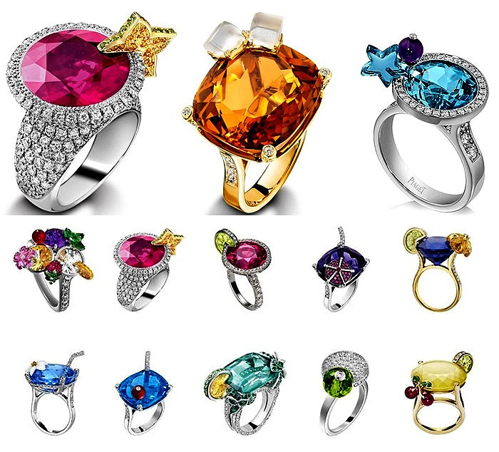 Limelight Cocktail rings. Украшения для состоятельных элит