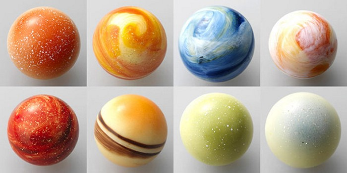 Planetary Chocolate, ����� ���������� ������ � ���� ������ ��������� �������