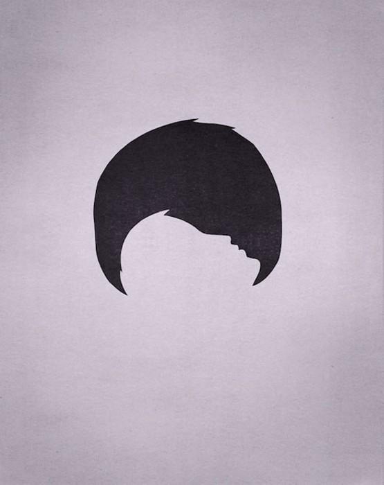 Лицо или прическа? Игровой арт-проект Point of View от Фабио Д'Алтилья