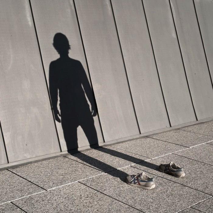 I'm Not There. Фотопроект-иллюзия о человеке-призраке