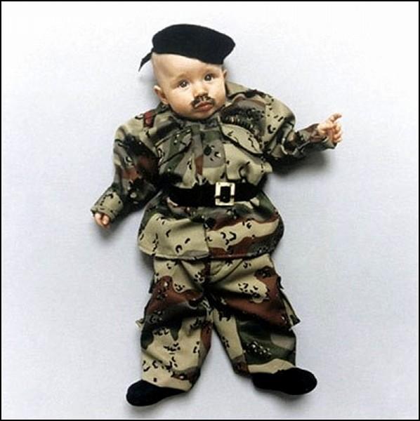 Маленький Саддам Хусейн