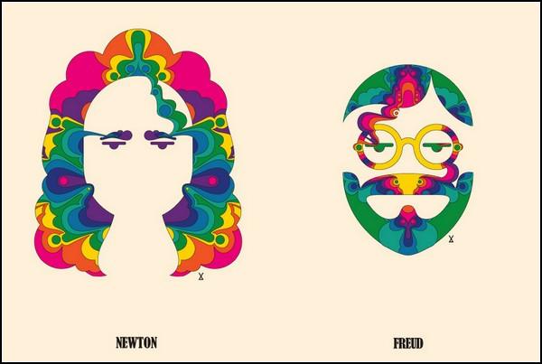 Science Vs Delirium. Ньютон и Фрейд