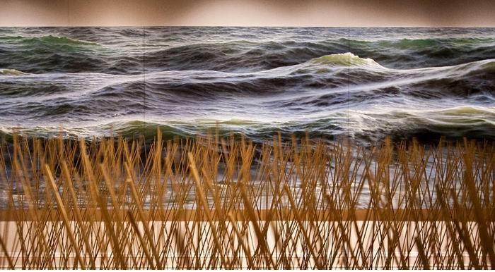 Море волнуется, раз. Удивительные морские пейзажи Рэна Ортнера