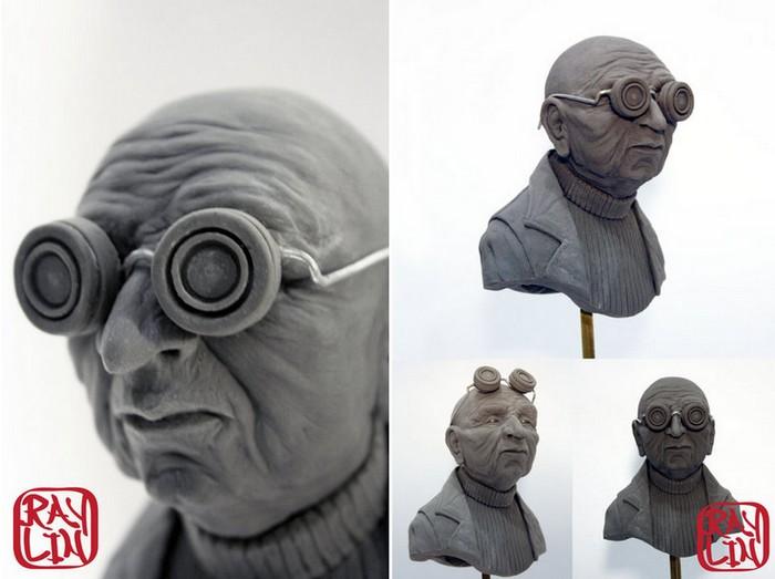 Глиняный профессор Фарнсворт