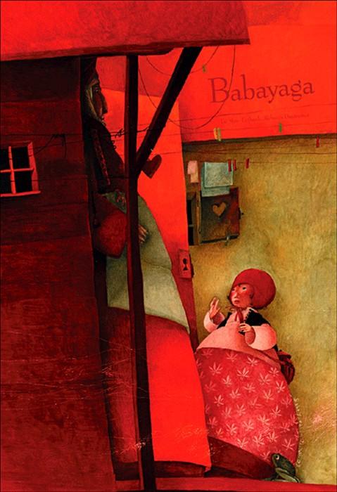Для-детские иллюстрации Ребекки Дотремер (Rebecca Dautremer)