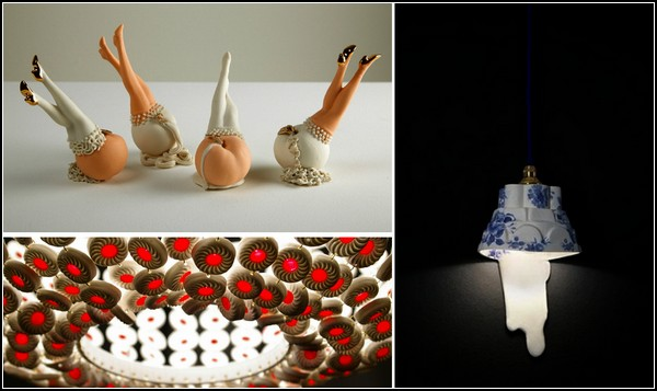 Креативная керамика. Полезные произведения искусства от Ребекки Уилсон (Rebecca Wilson)