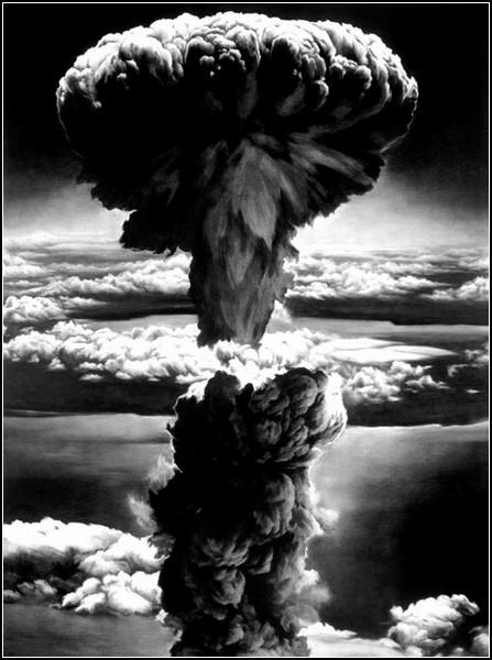 Демоническая красота ядерного взрыва
