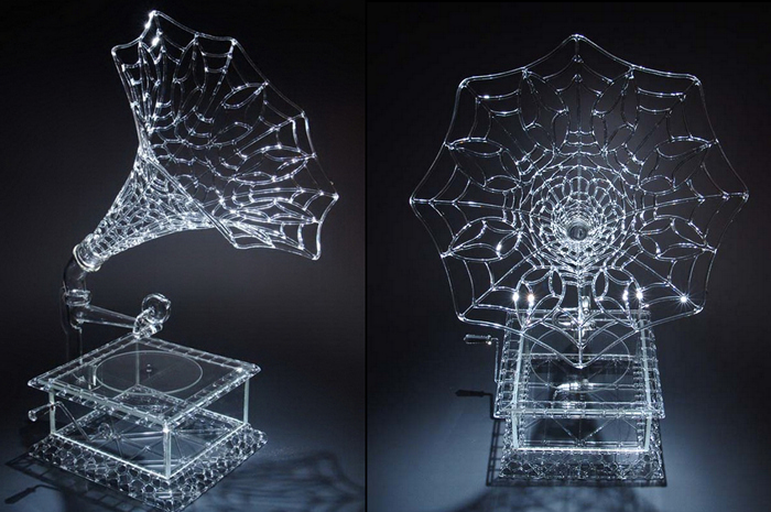 Стеклянные скульптуры Роберта Микельсона (Robert Mickelson)