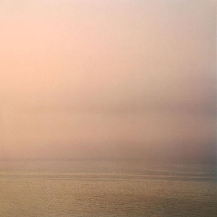 Рассвет 22 октября в 6:30 АМ в Санта-Монике
